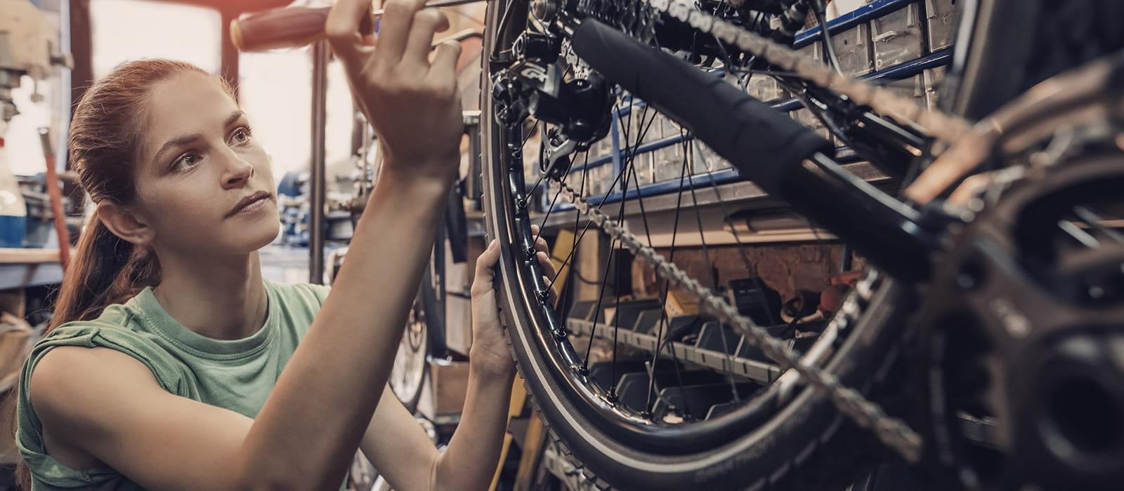 Reparation de vélo Vosges