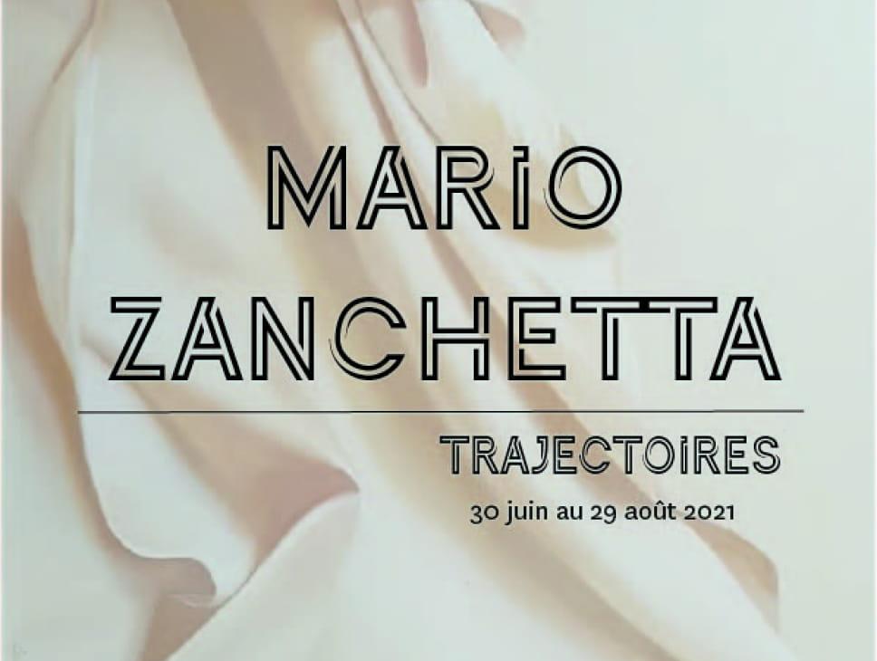 MARIO ZANCHETTA 'TRAJECTOIRES'