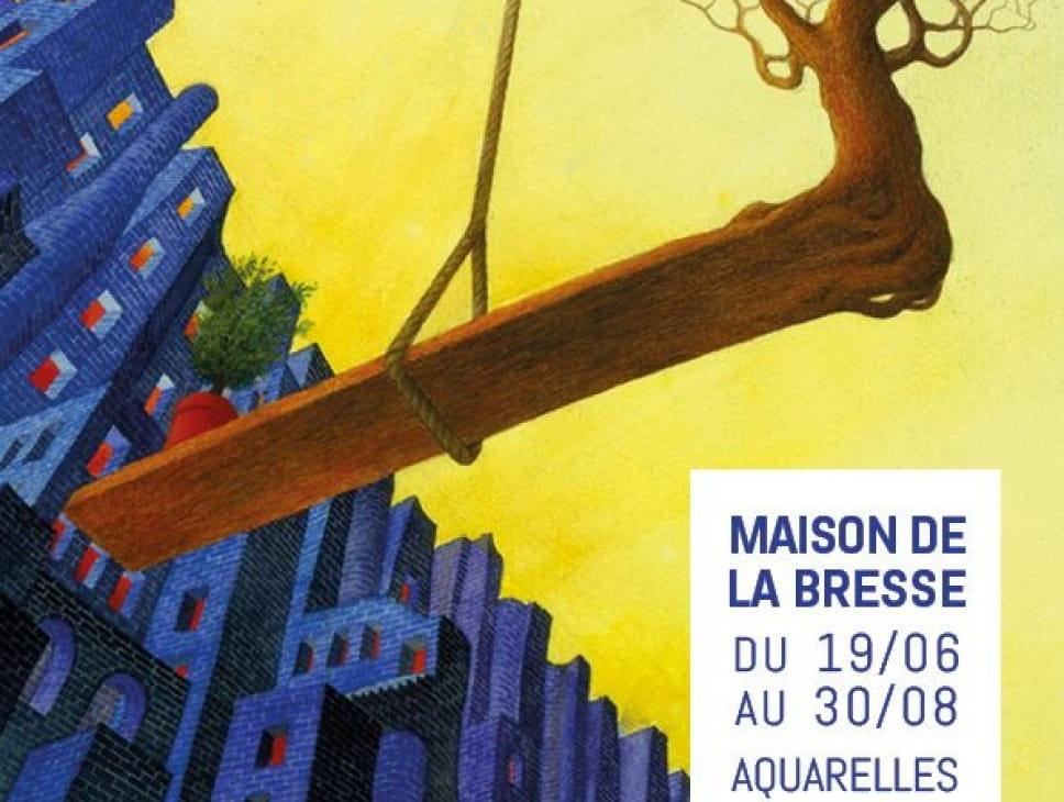 EXPOSITION L'ARBRE DE MARCEL LUCAS