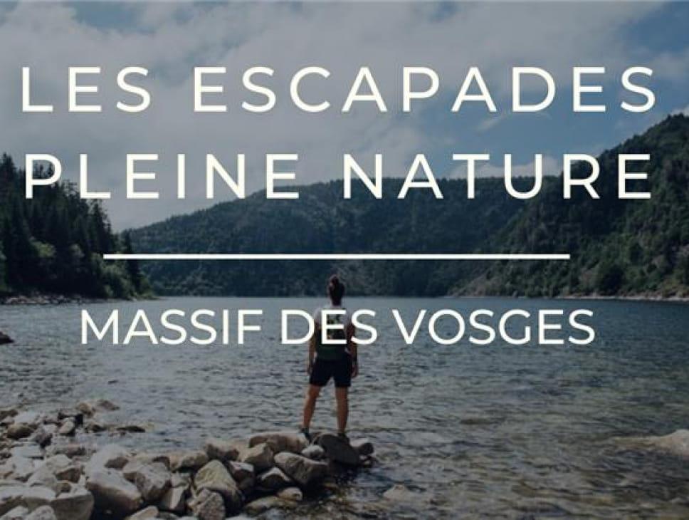 ESCAPADES PLEINE NATURE - À VÉLO