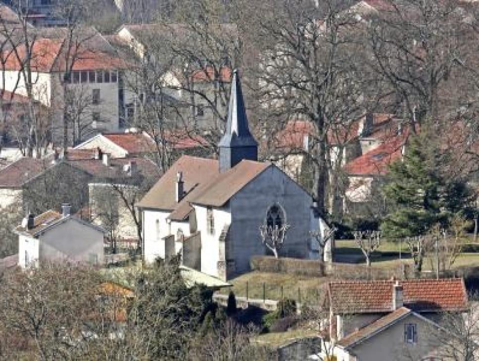 JOURNÉES EUROPÉENNES DU PATRIMOINE - VISITE DE LA VILLE  - LE FAUBOURG SAINT VINCENT ET LA OULTRE