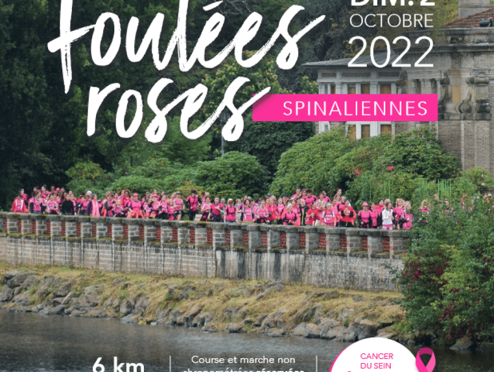 FOULEES ROSES SPINALIENNES