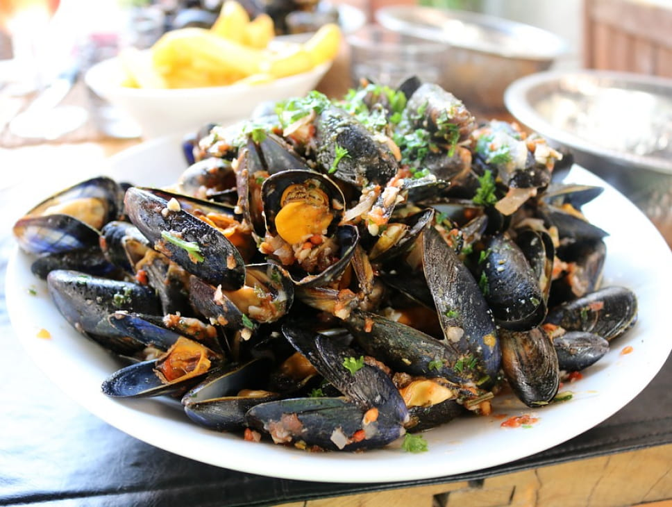 SOIREE MOULES FRITES DUO VENDEST