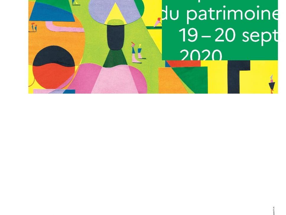 JOURNEES EUROPEENNES DU PATRIMOINE : LE PARC DU COURS