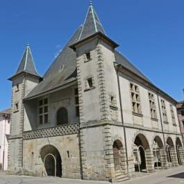 VISITE HISTORIQUE DE LA VILLE DE MIRECOURT