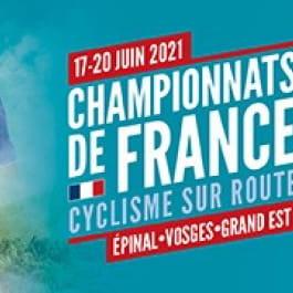 CHAMPIONNAT DE FRANCE DE CYCLISME SUR ROUTE