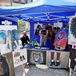 L'ÉTÉ DES ARTISTES