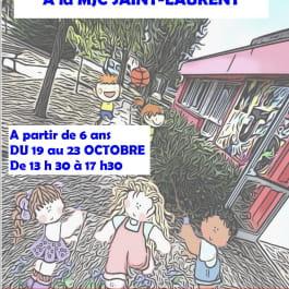 ACCUEIL DE LOISIRS AUTOMNE 2020