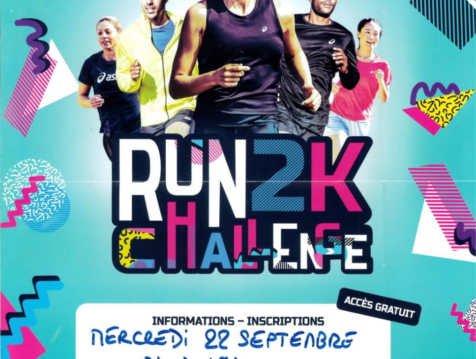 RUN2K CHALLENGE