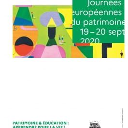 JOURNEES EUROPEENNES DU PATRIMOINE - BASILIQUE SAINT MAURICE
