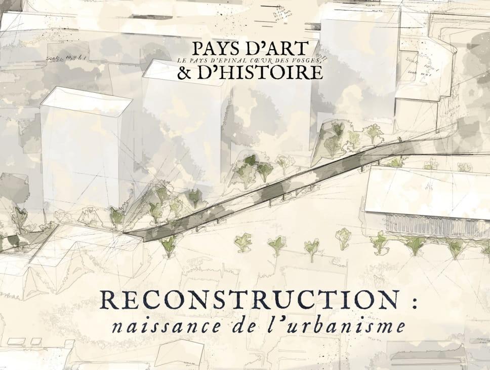 CONFERENCE LA SECONDE RECONSTRUCTION