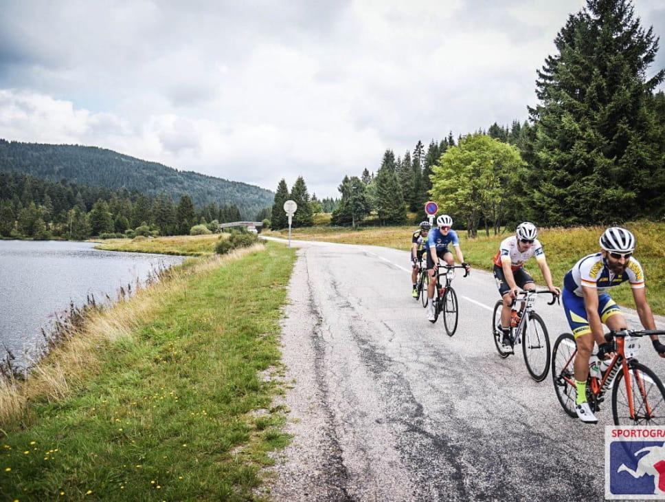 COURSE CYCLISTE - LA RANDO DES BALLONS