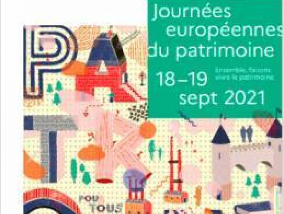 JOURNÉES DU PATRIMOINE - VISITE DE LA SYNAGOGUE
