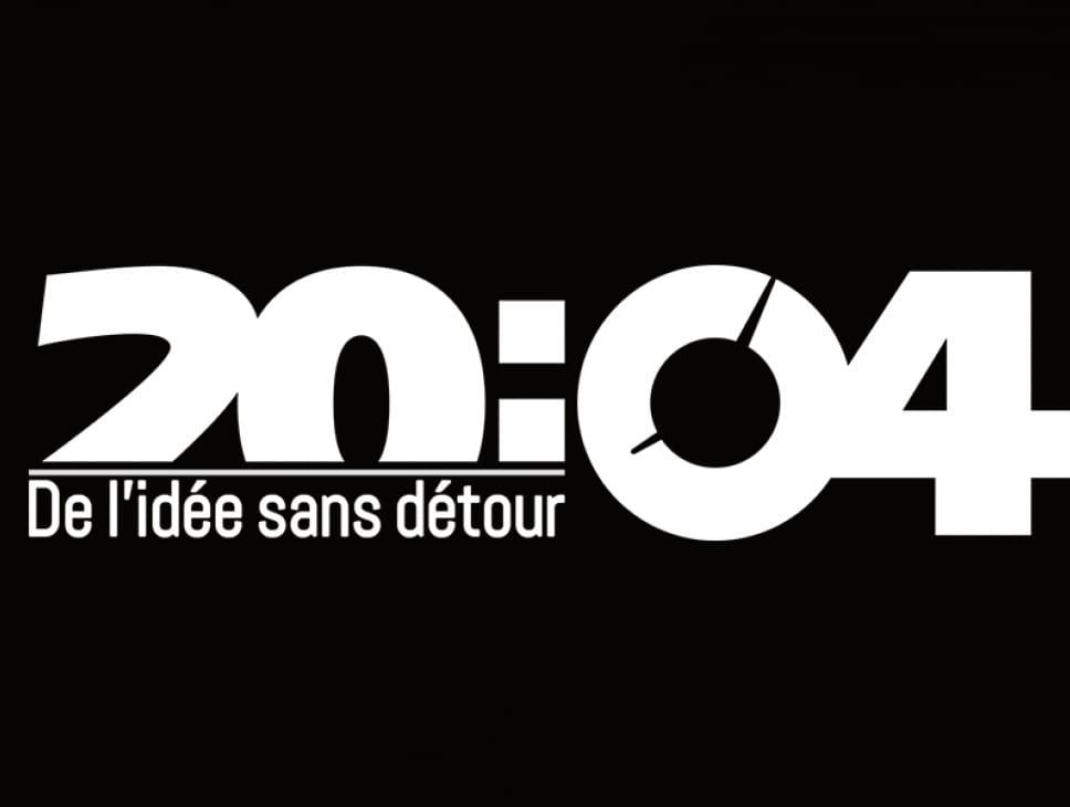 RENCONTRE 20H04, DE L'IDÉE SANS DÉTOUR