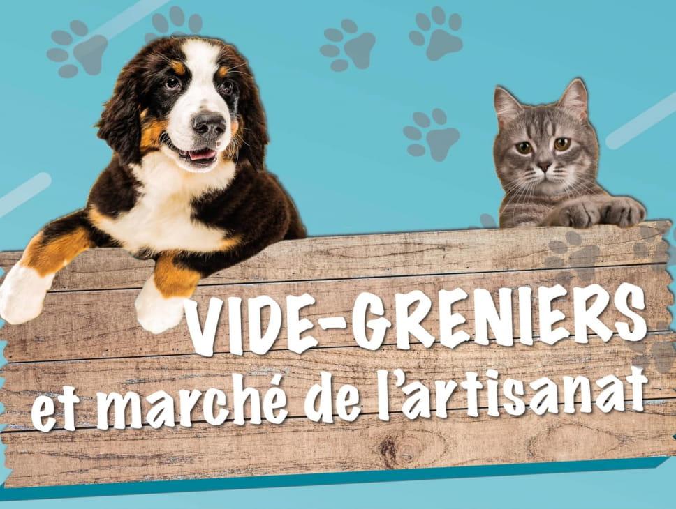 VIDE-GRENIERS ET MARCHÉ DE L'ARTISANAT