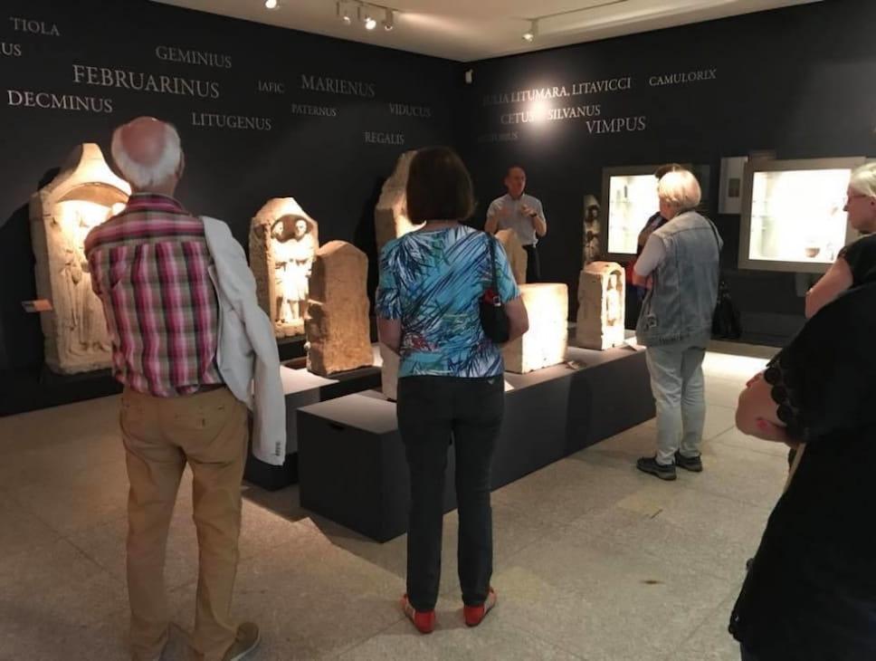 JOURNÉES EUROPÉENNES DU PATRIMOINE : MUSÉE DÉPARTEMENTAL DE L'ART ANCIEN ET CONTEMPORAIN
