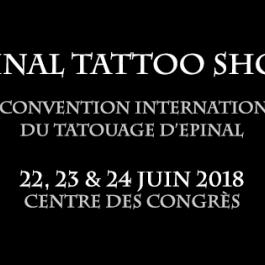 EPINAL TATTOO SHOW -  SALON DU TATOUAGE