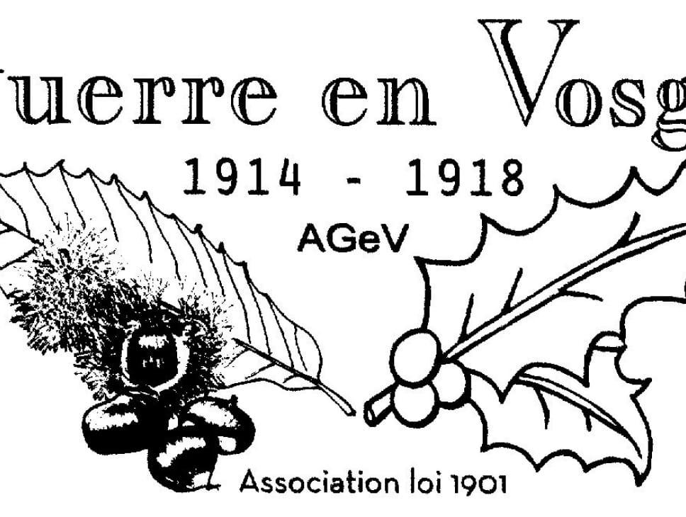 CONFÉRENCE AGEV : 1944, TRISTE CAMPAGNE DES VOSGES POUR L'ALLGEMEINE SS D'ALSACE