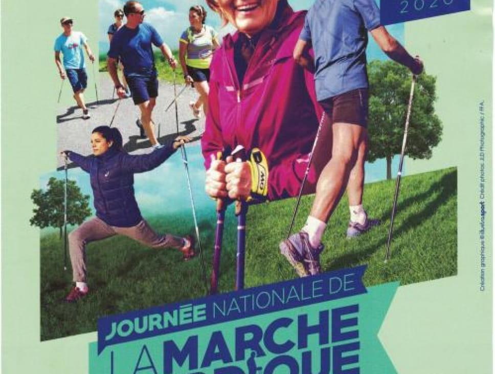 LA JOURNÉE NATIONALE DE LA MARCHE NORDIQUE ET JOURNÉES EUROPÉENNES DU PATRIMOINE