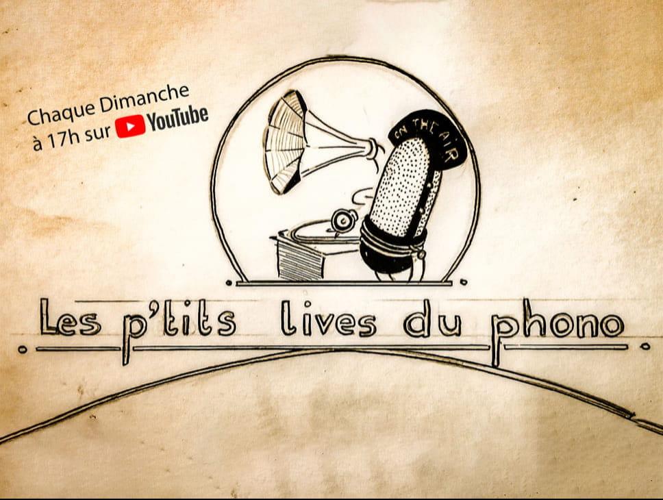 Le phonographe à Épinal : concerts virtuels