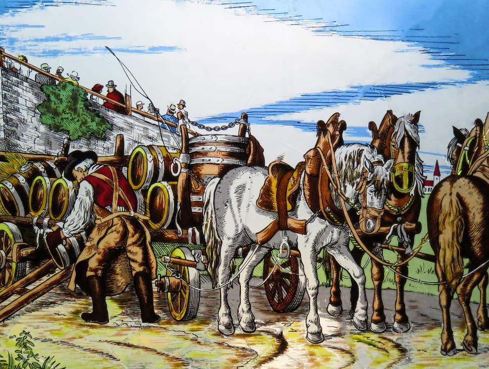EXPOSITION : LE CHEVAL ET LA BRASSERIE