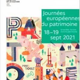 JOURNEES EUROPEENNES DU PATRIMOINE - LE CHATEAU D'EPINAL