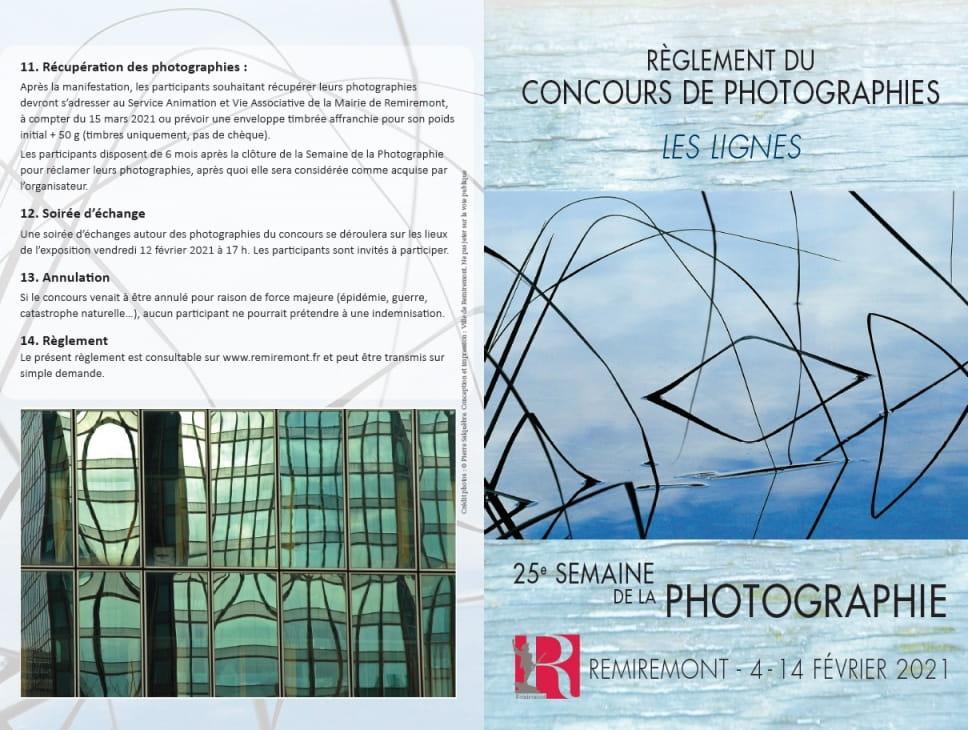 25EME SEMAINE DE LA PHOTOGRAPHIE