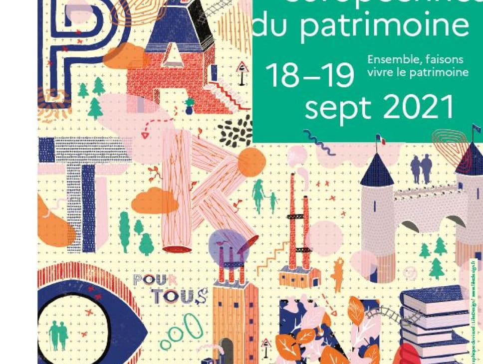 JOURNEES EUROPEENNES DU PATRIMOINE  - MUSÉE DE L'IMAGE PATRIMOINE POUR TOUS