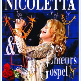 NICOLETTA - LES ACOUSTIQUES GOSPEL 2021
