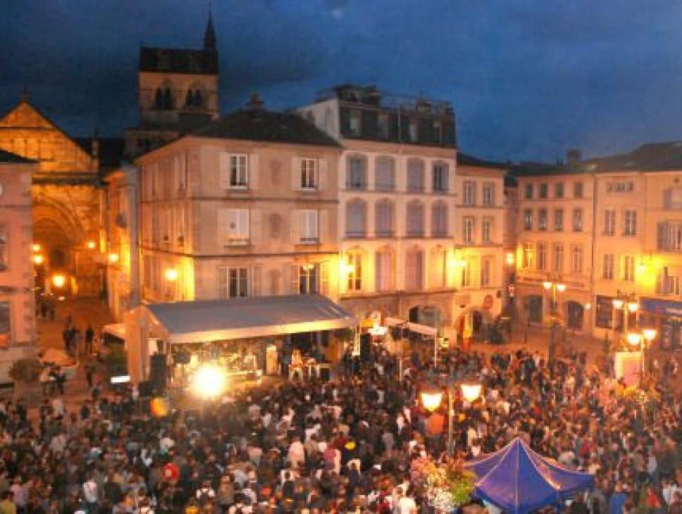 FESTIVAL 'EPINAL BOUGE L'ETE'