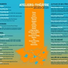 ATELIERS-THÉÂTRE 2020 2021