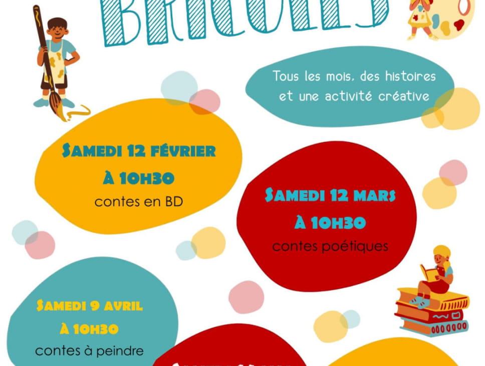 CONTES BRICOLÉS - CONTES DES CAILLOUX