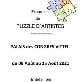 PUZZLE D'ARTISTES
