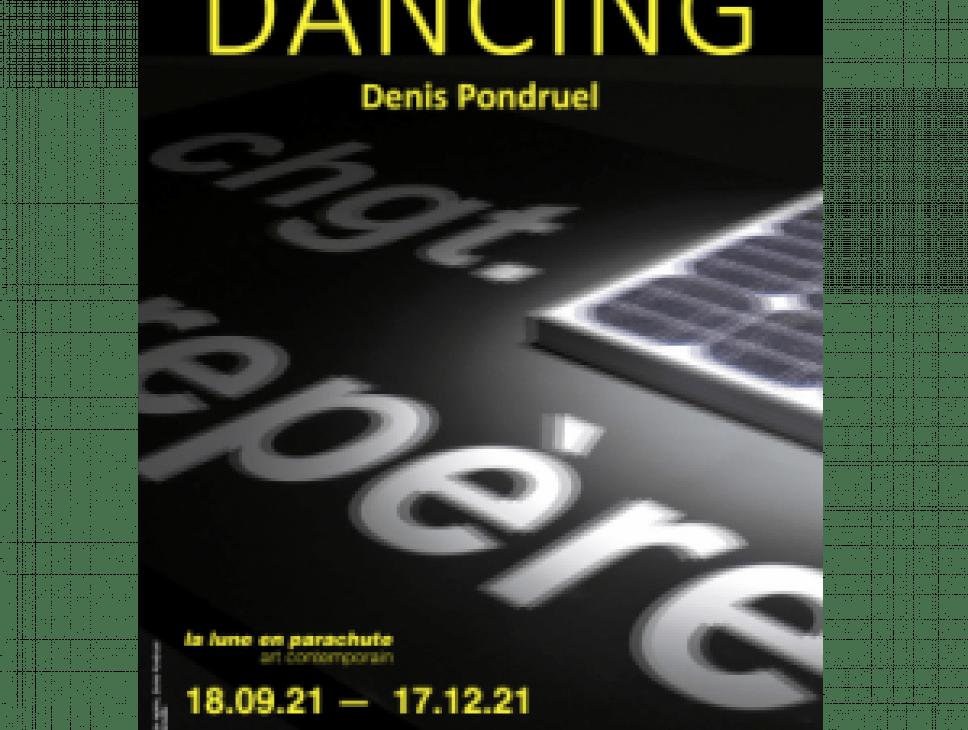 EXPOSITION  DANCING À LA LUNE EN PARACHUTE