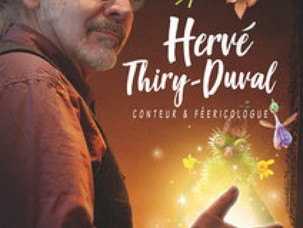 LES BALADES CONTÉES - HERVÉ THIRY-DUVAL