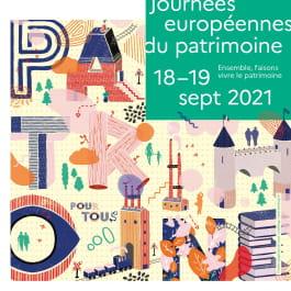 JOURNÉES EUROPÉENNES DU PATRIMOINE - VISITE DES TOILES DE LOUIS GUINGOT À L'ÉGLISE