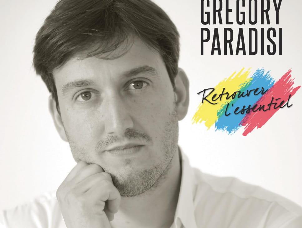 CONCERT DE GRÉGORY PARADISI