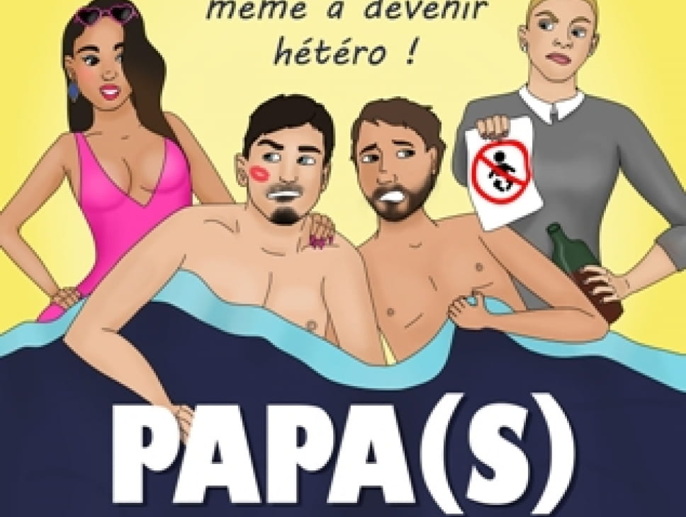 THEATRE PAPA(S) TU FERAS MAMAN