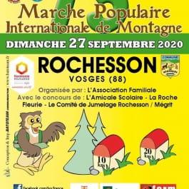 MARCHE POPULAIRE INTERNATIONALE  DE MONTAGNE