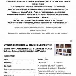 EXPOSITION - L'ETOILE DANS LA CAVERNE