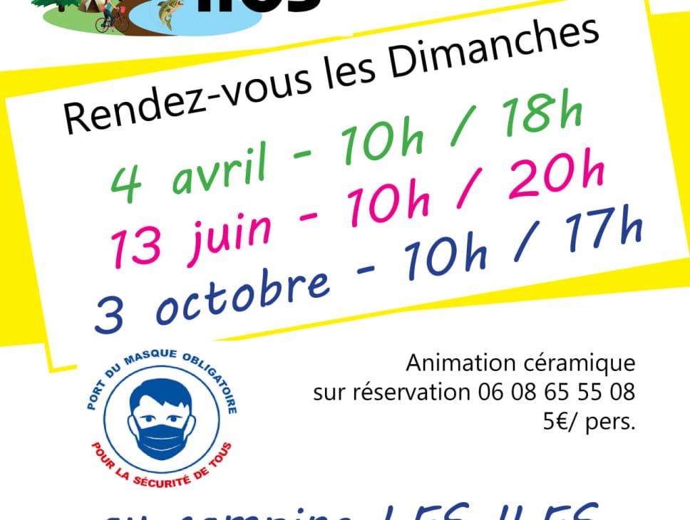 CAMP'TERROIR - MARCHÉ DE PRODUCTEURS
