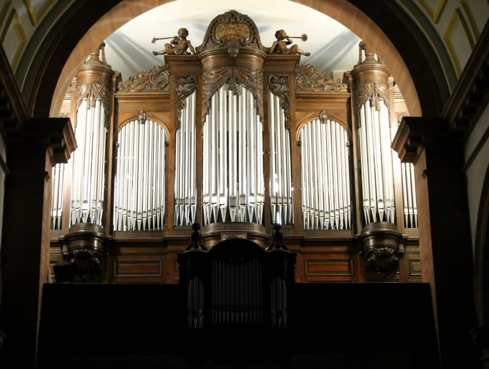 JEP - L'ORGUE DE L'EGLISE SAINT-LUC