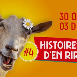 FESTIVAL 'HISTOIRES D'EN RIRE'