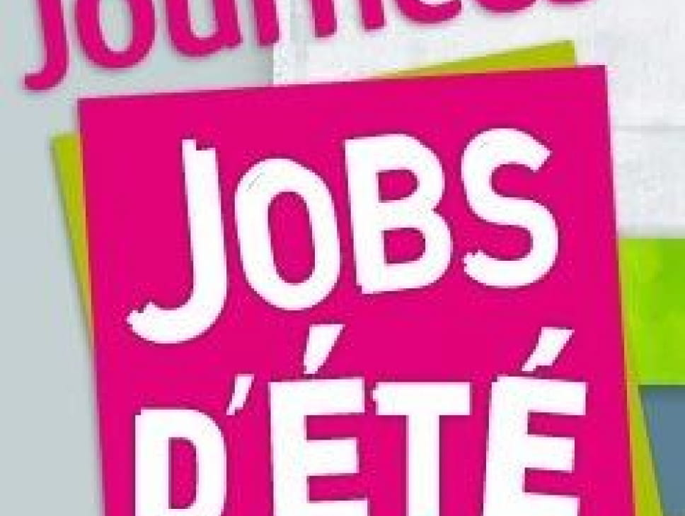 ANNULÉ - BOURSE AUX JOBS D'ETE